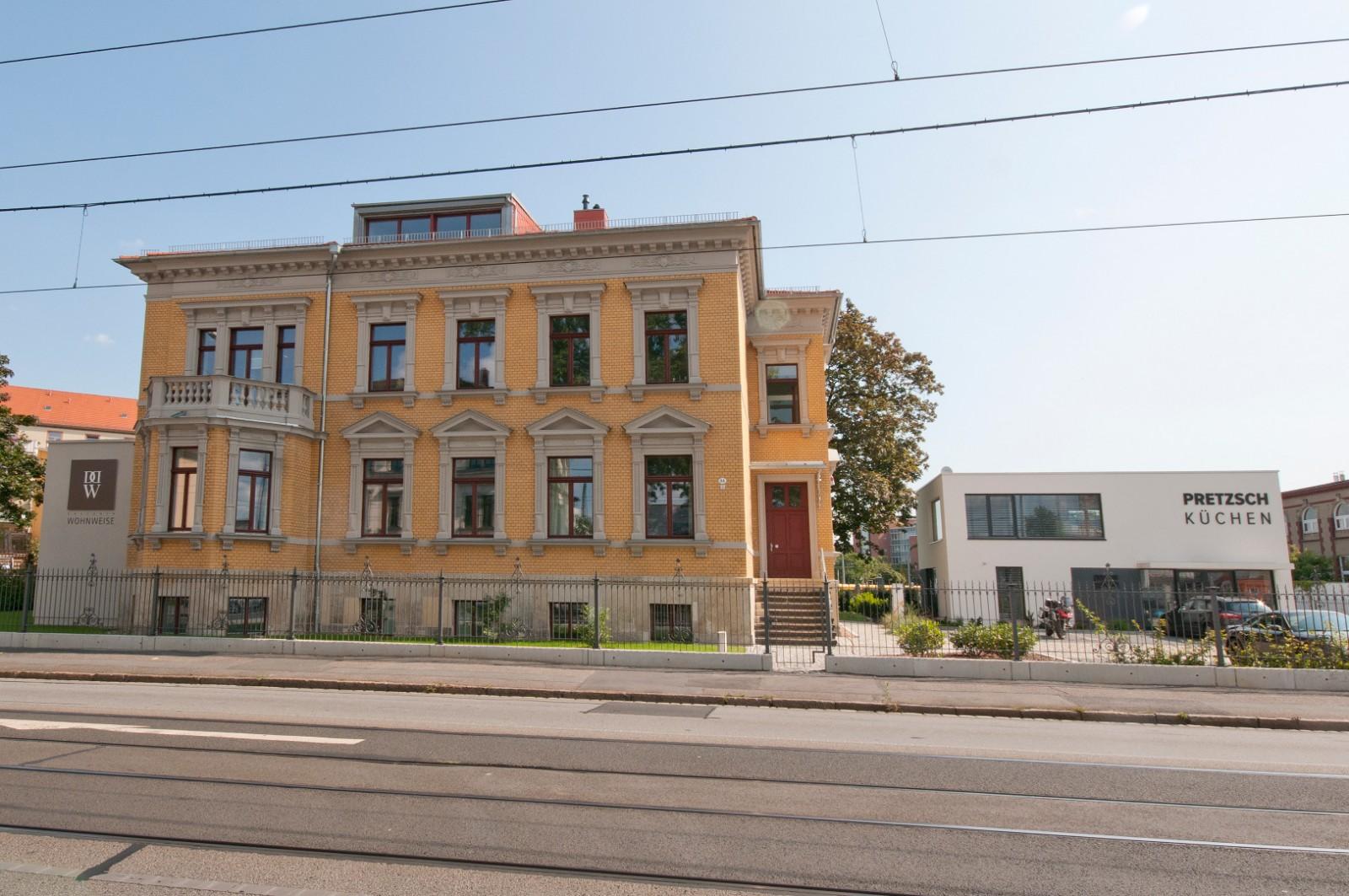 Villa und trafogeb ude seidel architekten for Raumgestaltung dresden