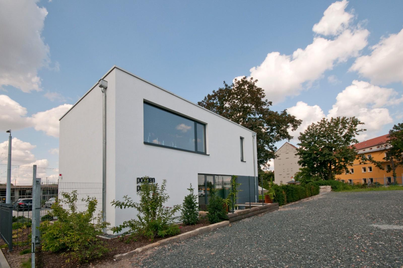 Villa und Trafogebäude   Seidel+Architekten