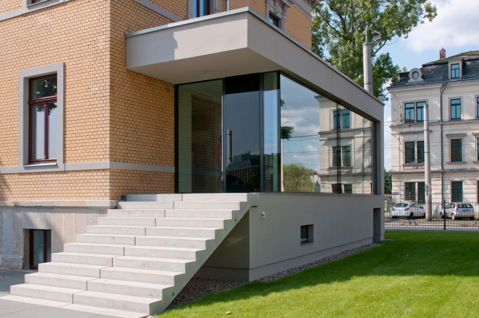 Villa und trafogeb ude seidel architekten - Seidel architekten ...