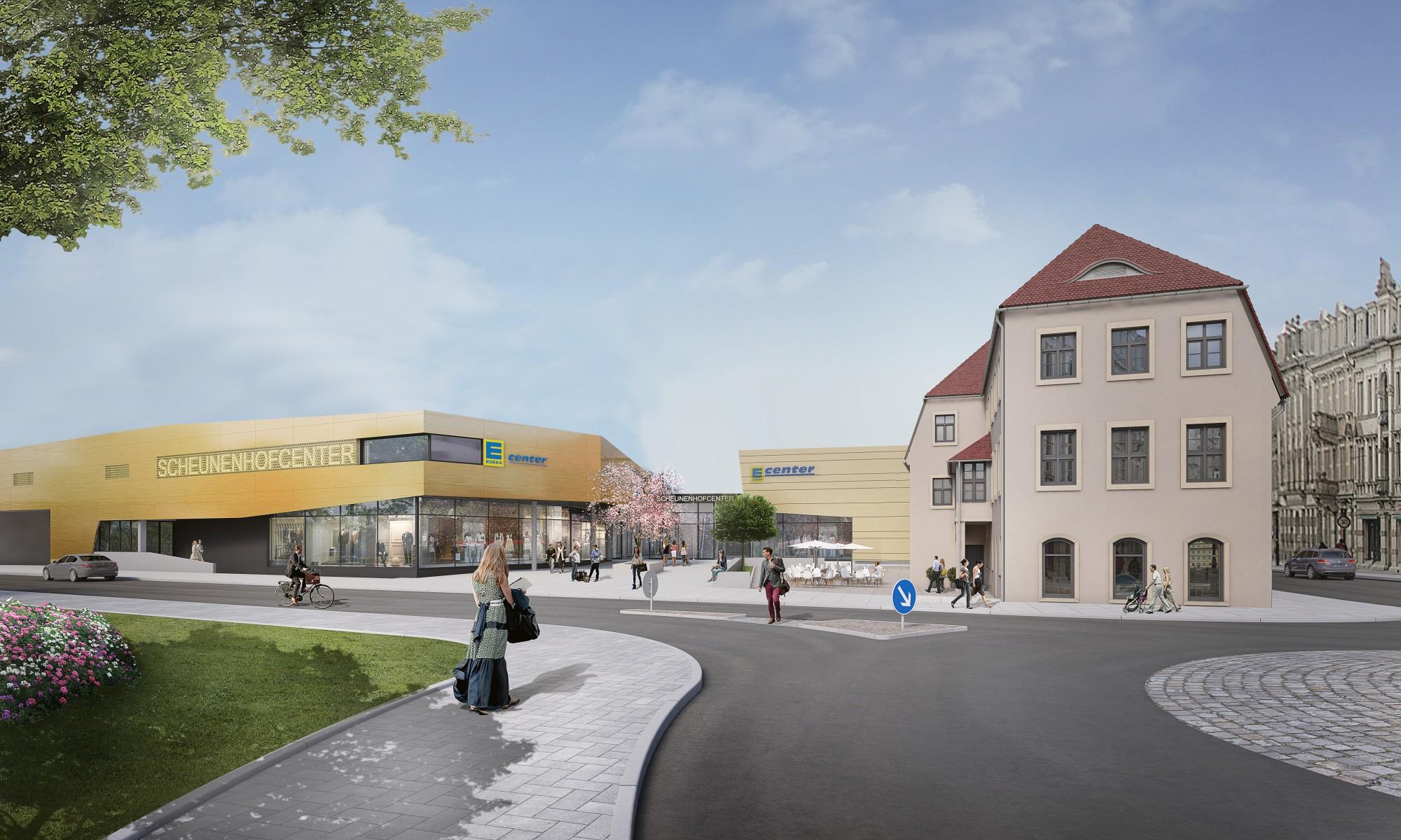 Quartier scheunenhof seidel architekten - Seidel architekten ...