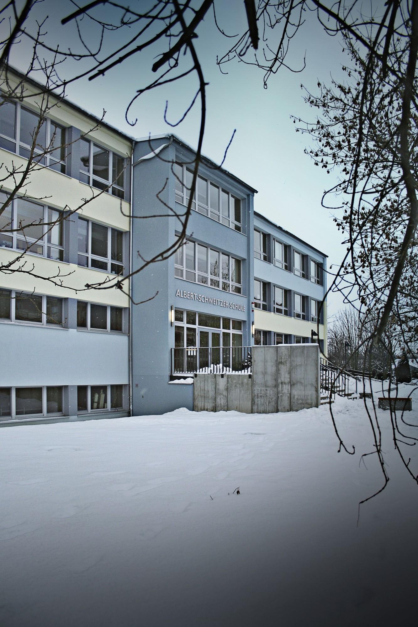 Albert schweitzer schule seidel architekten - Seidel architekten ...