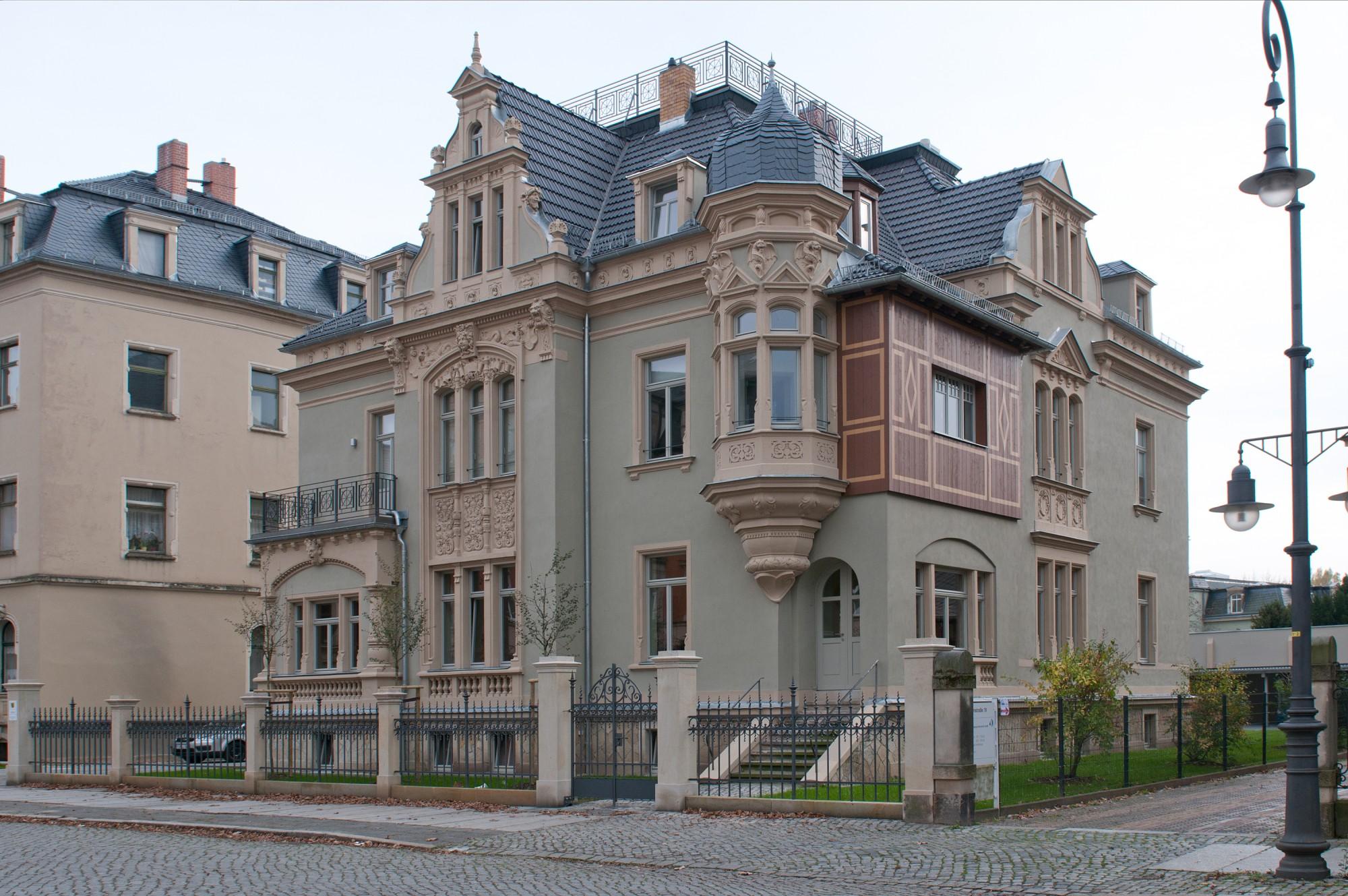 Villa gartenstra e seidel architekten - Seidel architekten ...